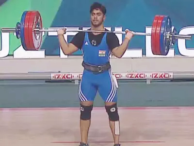 Weightlifting Championship