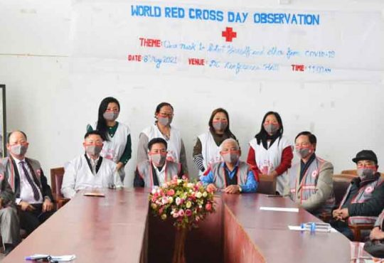 World Red Cross Day at Zunheboto 1