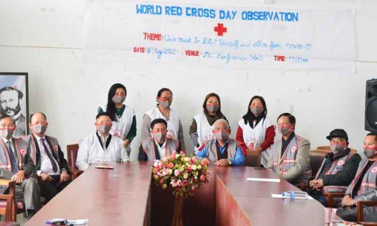 World Red Cross Day at Zunheboto 1