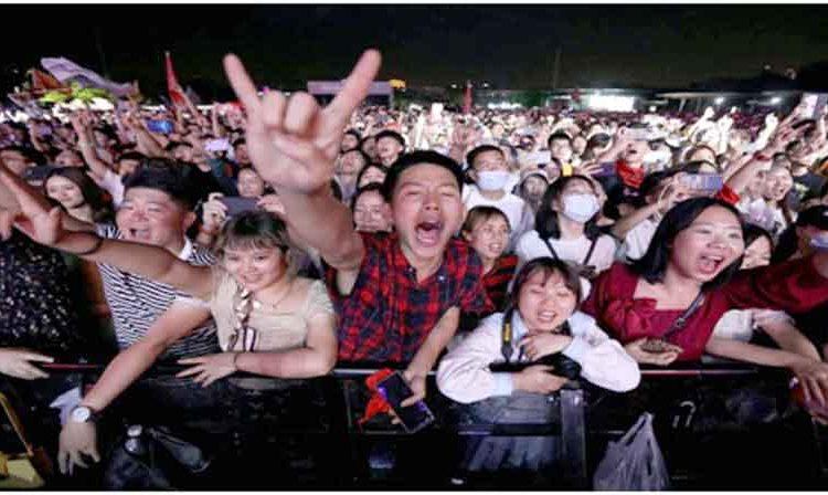 Wuhan Music festival copy
