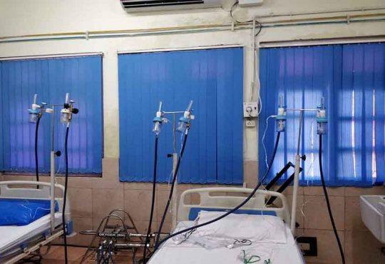 beds oxygen