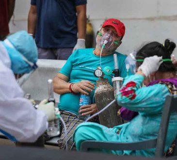 covid patients