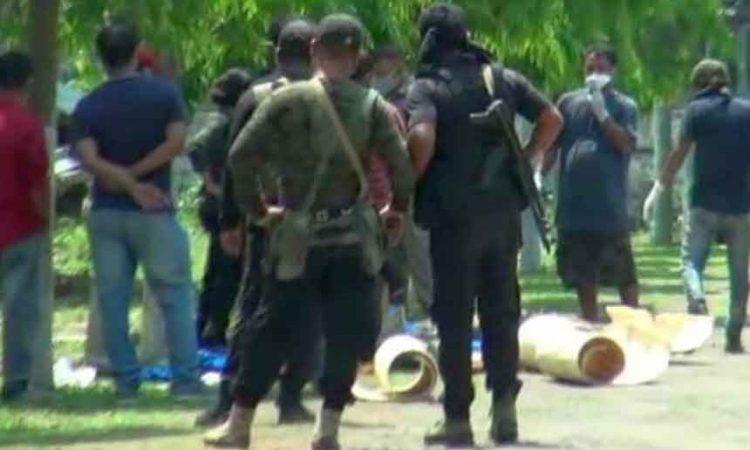 militants killed