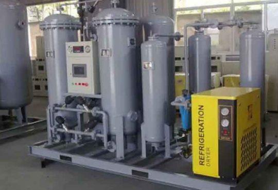 oxygen generation