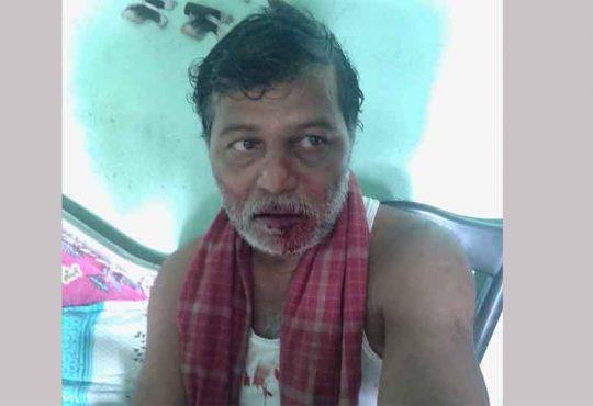 shopkeeper assaulted