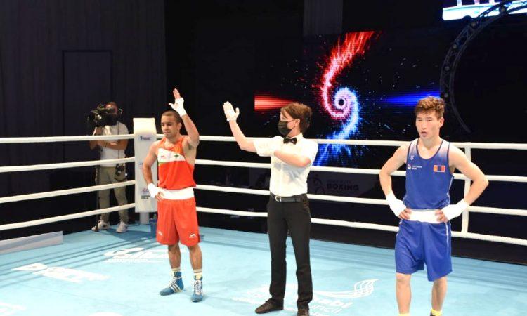 sian Boxing Championships