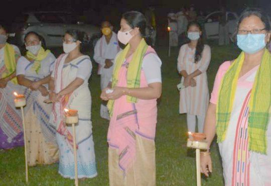 Assam diyas