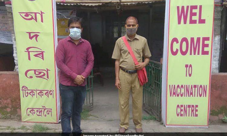 Assams vaccine man