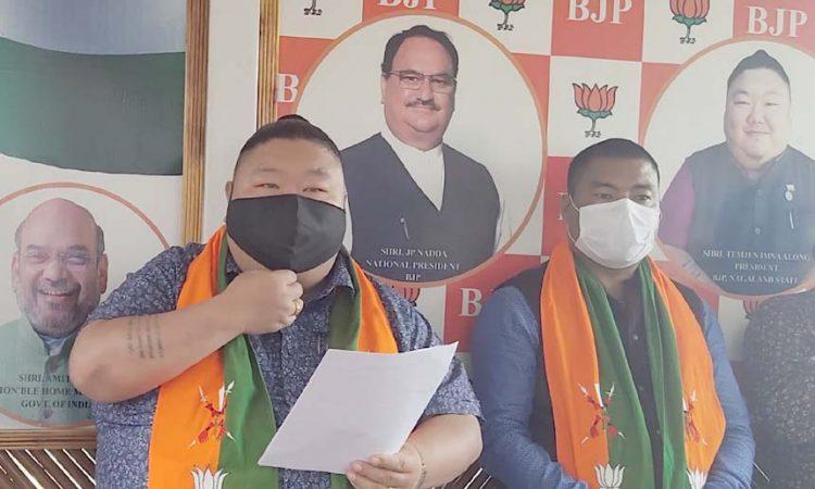 BJP press conf
