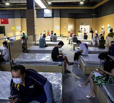Chinas outbreak