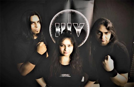 HIV band