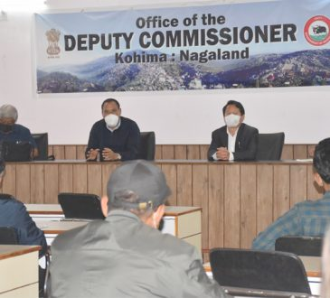 Kohima DTF meeting on 29th June