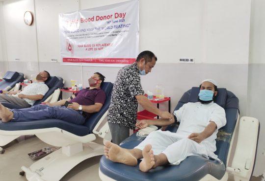 MCD blood donation