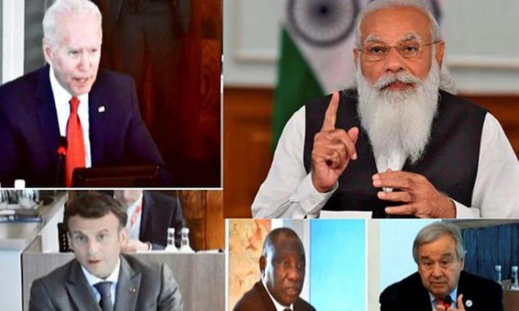 Modi G7