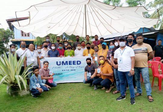 Umeed at Aghunaqa