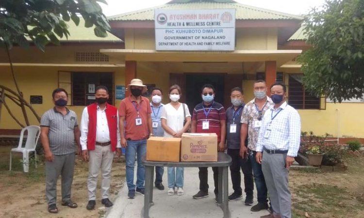 WSYF visits Kuhuboto PHC