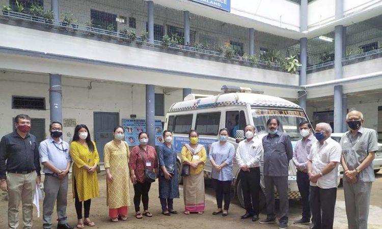 ambulance launch