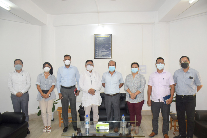 Dimapur Plans Aggressive Vaccination; Seeks More Vaccine ...