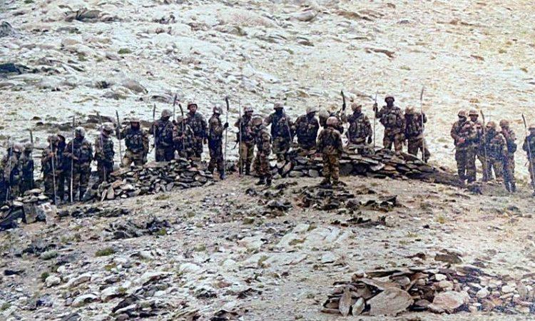 eastern Ladakh PLA