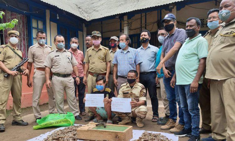 2 arrested at Bokajan
