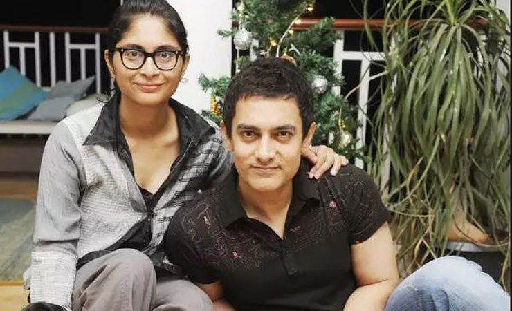 Aamir Khan Kiran Rao