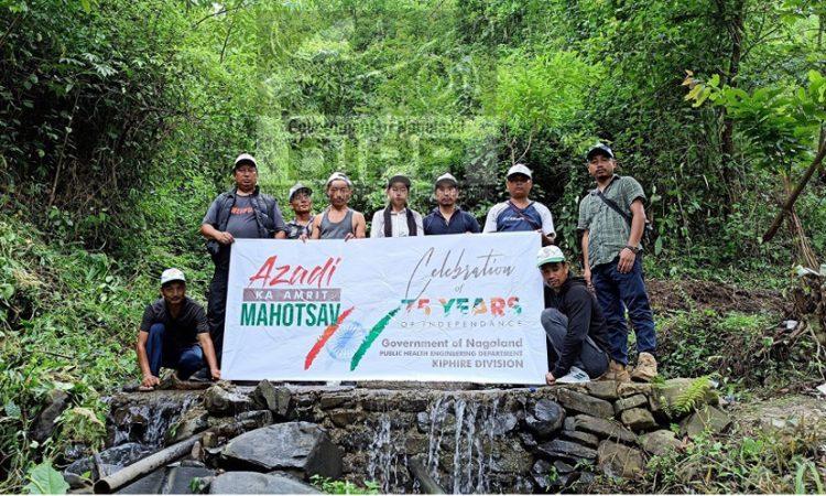 Azadi Ka Amrit Mahotsav launch at Kiphire