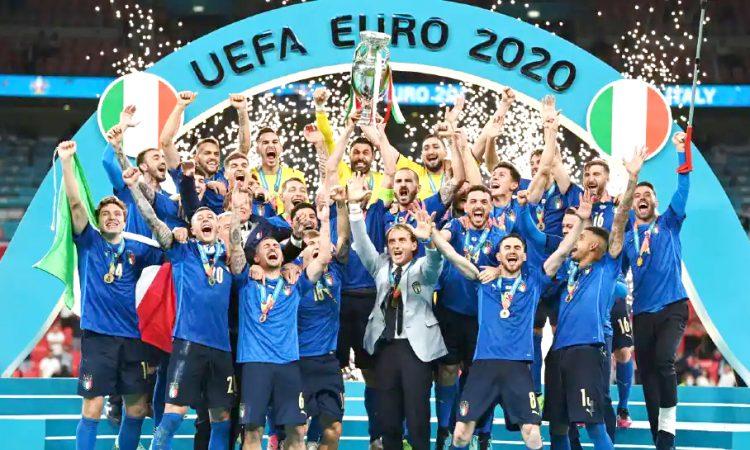 Euro 2020 title