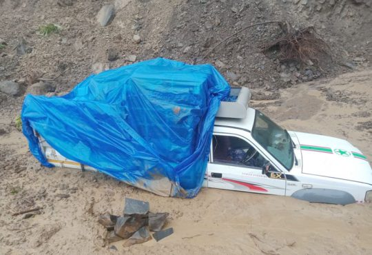 Landslide Phek