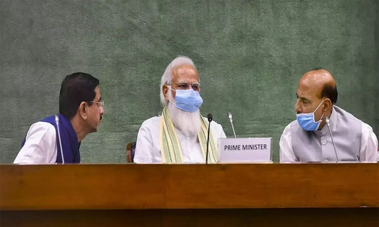 PM all party meet