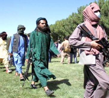 Pakistani fighters Taliban