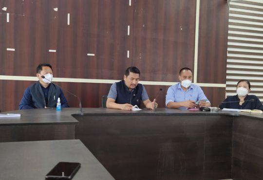 Tongpang Press brief