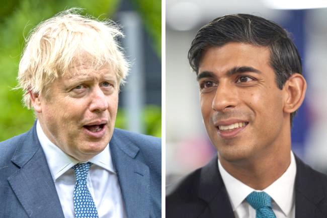 UK PM Rishi Sunak