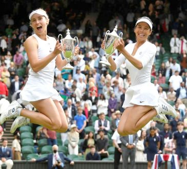 Wimbledon doubles