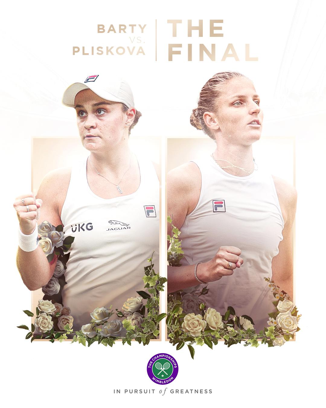 Wimbledon singles final