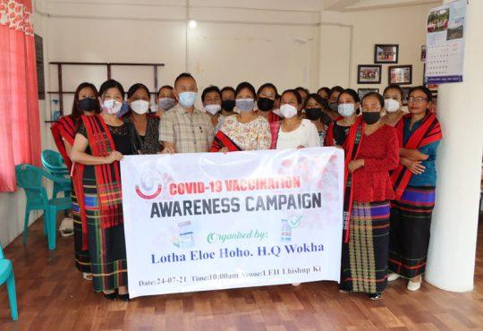 Wokha vaccination