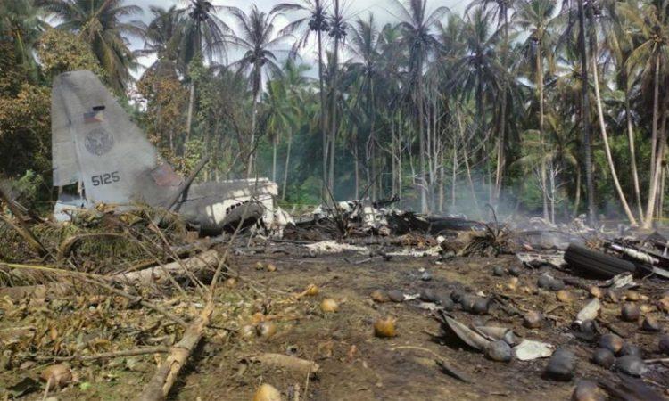phillipine plane crash