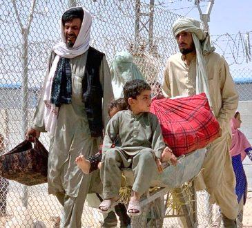 Afghan refugees 1