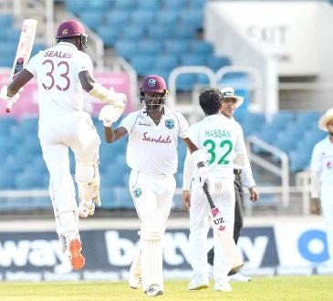 West Indies Pakistan