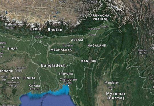 satellite image of Ne