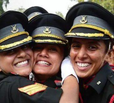 women army col