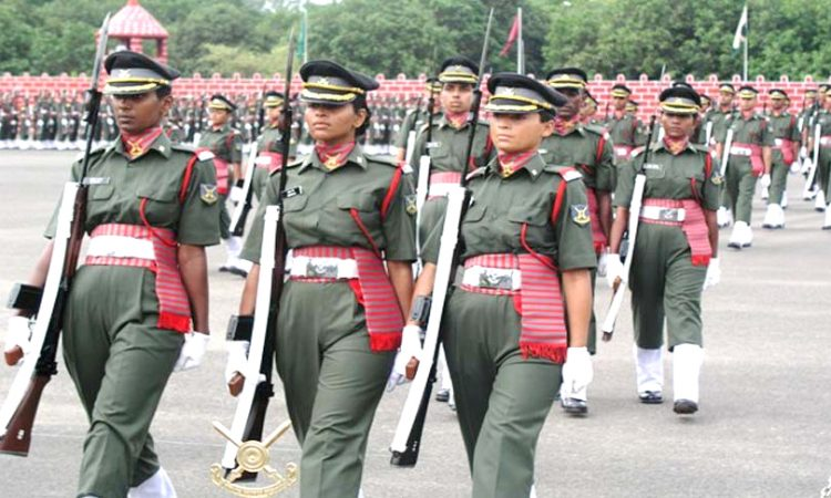 Army selection