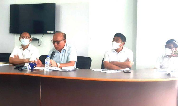 CMO Dimapur CISR