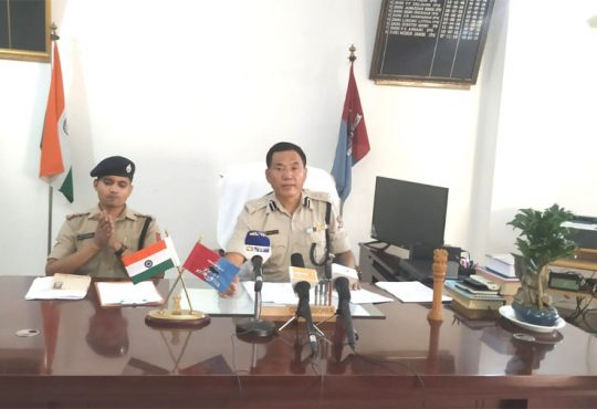 CP Dimapur