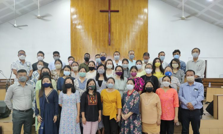 Dimapur Mission school