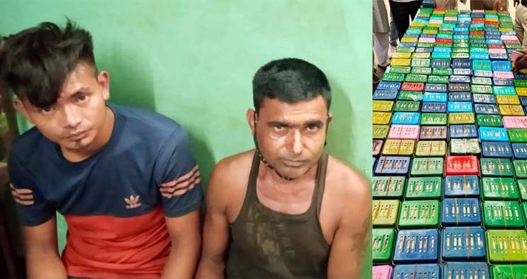 Heroin seized Jorabat