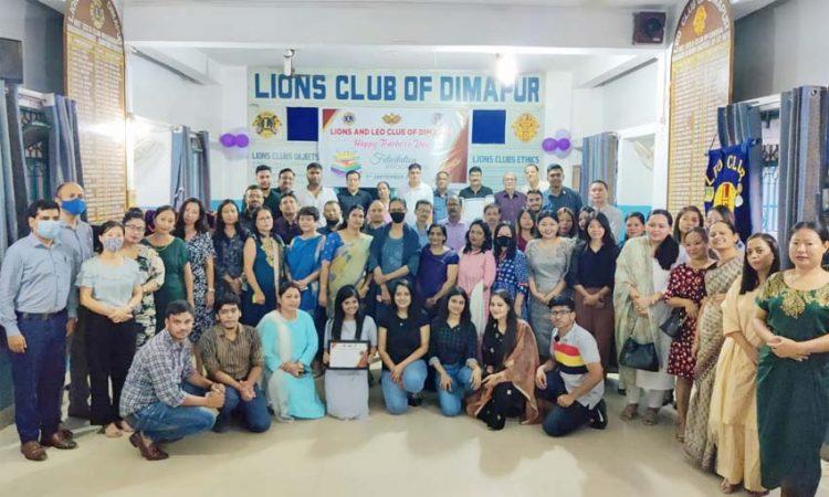Lions teachers