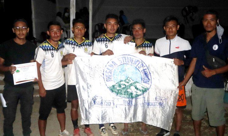 SASU futsal winner