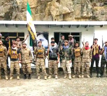 anti Taliban forces