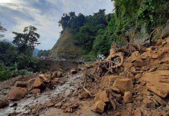 arunachal landslides