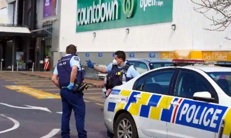 shopping mall blast
